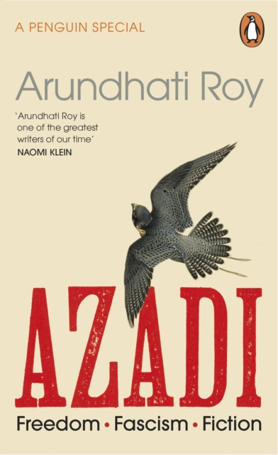 Cover for: AZADI : Freedom. Fascism. Fiction.