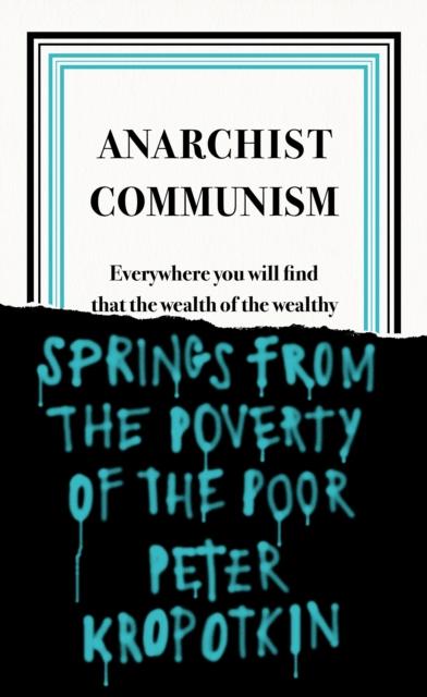 Image for Anarchist Communism
