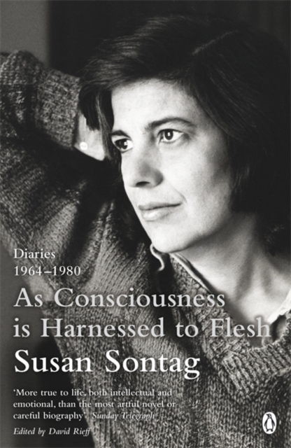 Cover for: As Consciousness is Harnessed to Flesh : Diaries 1964-1980