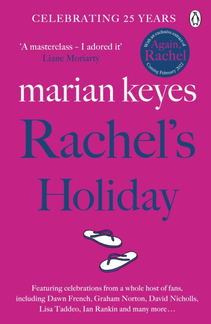 Cover for: Rachel's Holiday