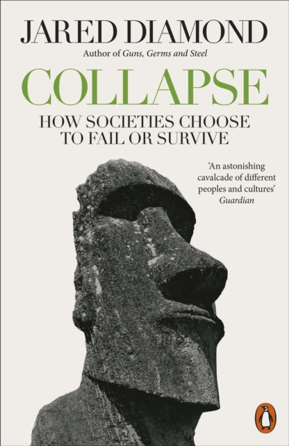 Cover for: Collapse : How Societies Choose to Fail or Survive
