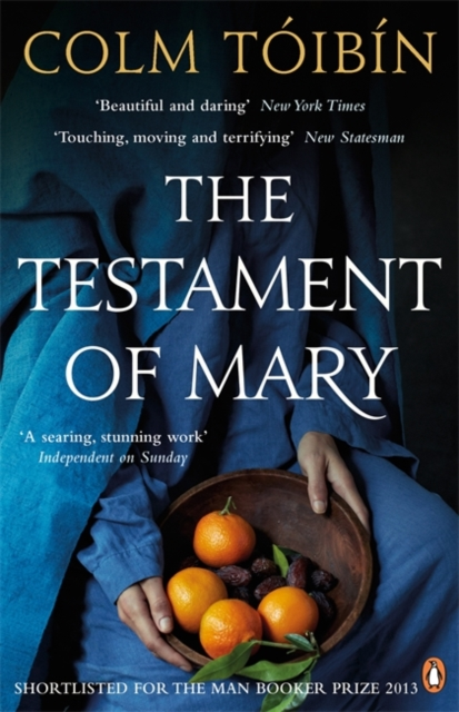 Cover for: The Testament of Mary