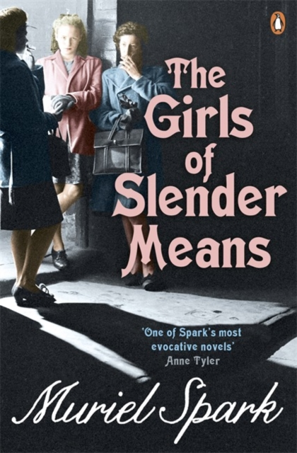 Cover for: The Girls Of Slender Means