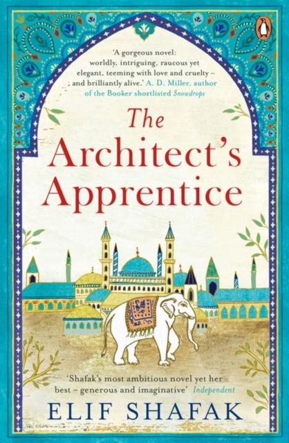 Cover for: The Architect's Apprentice