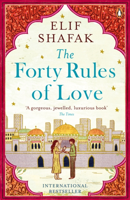 Cover for: The Forty Rules of Love