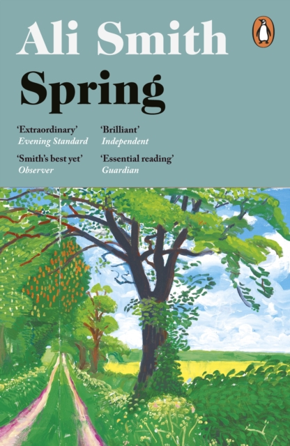 Cover for: Spring : 'A dazzling hymn to hope' Observer