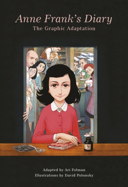 Cover for: Anne Frank's Diary: The Graphic Adaptation