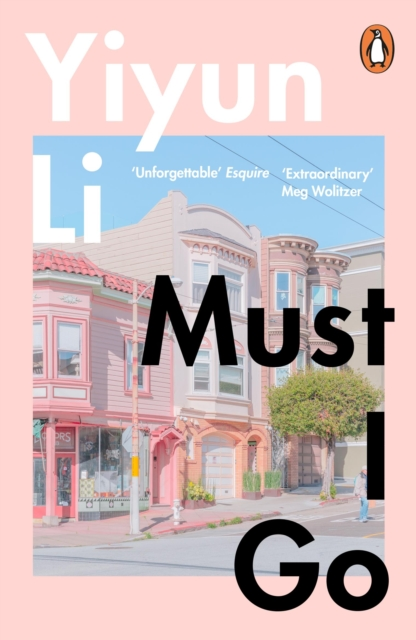 Cover for: Must I Go