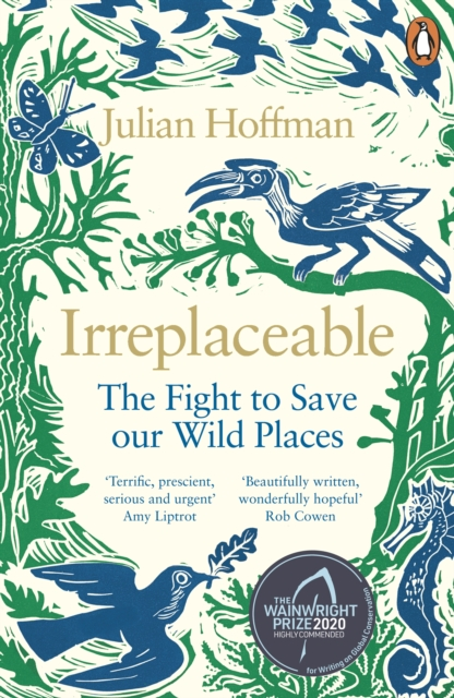 Image for Irreplaceable : The fight to save our wild places