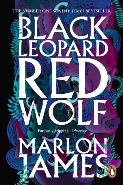 Cover for: Black Leopard, Red Wolf : Dark Star Trilogy Book 1