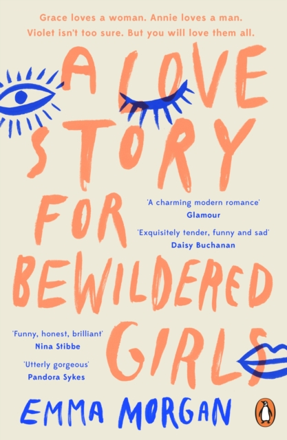 Cover for: A Love Story for Bewildered Girls : 'Utterly gorgeous' Pandora Sykes