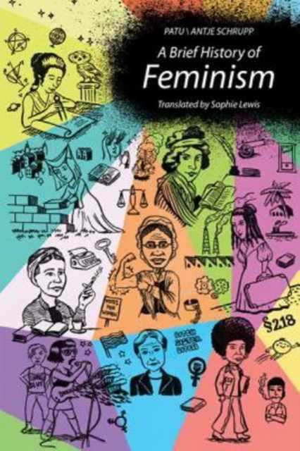 Cover for: A Brief History of Feminism