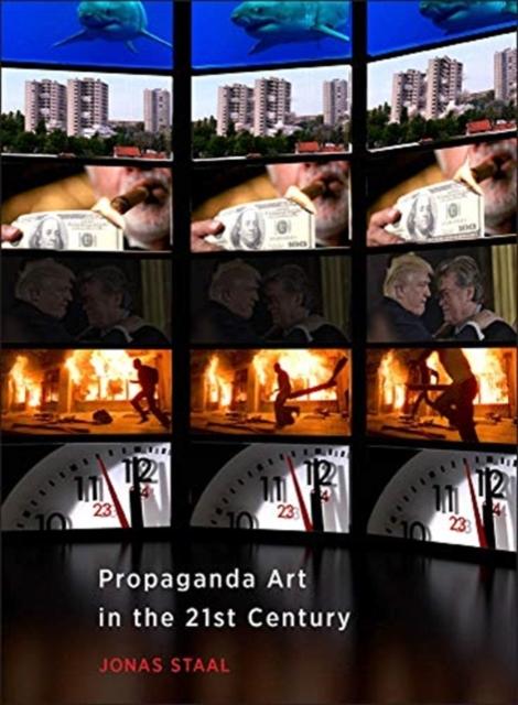 Cover for: Propaganda Art in the 21st Century