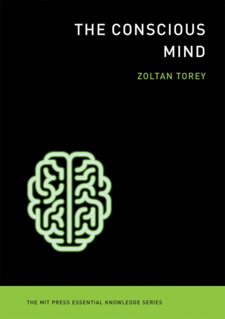 Cover for: The Conscious Mind