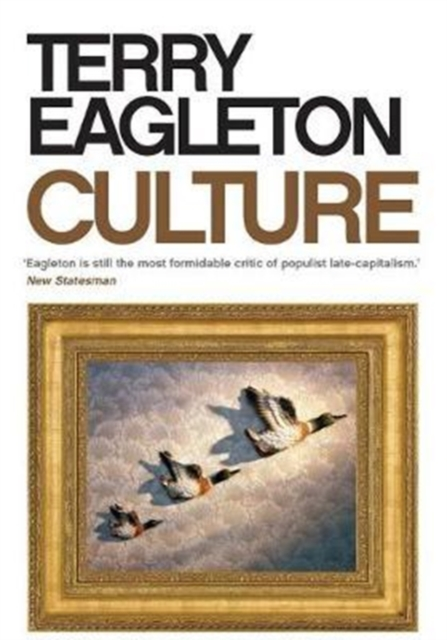 Cover for: Culture
