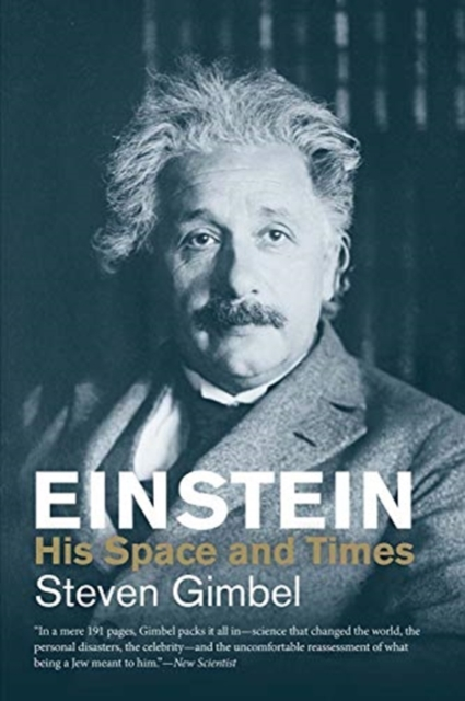 Cover for: Einstein : His Space and Times