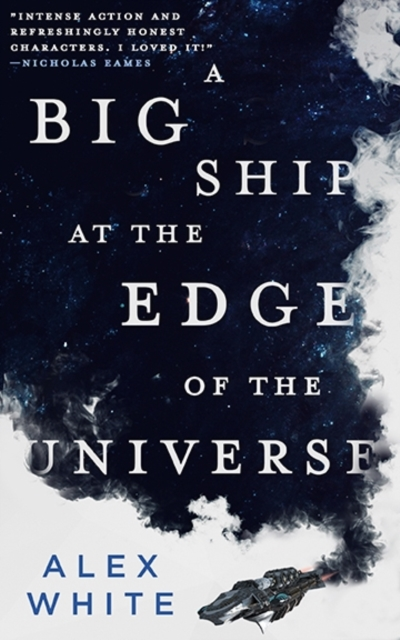 Image for A Big Ship at the Edge of the Universe