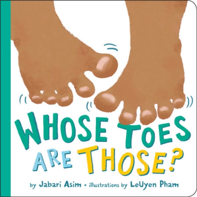 Image for Whose Toes are Those? (New Edition)