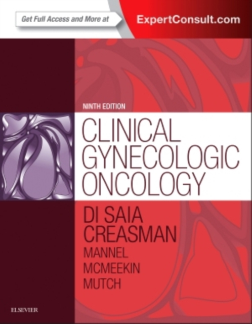 Clinical Gynecologic Oncology, DiSaia, Philip J., Creasman, Willi. 9780323400671