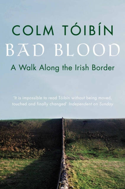 Cover for: Bad Blood : A Walk Along the Irish Border