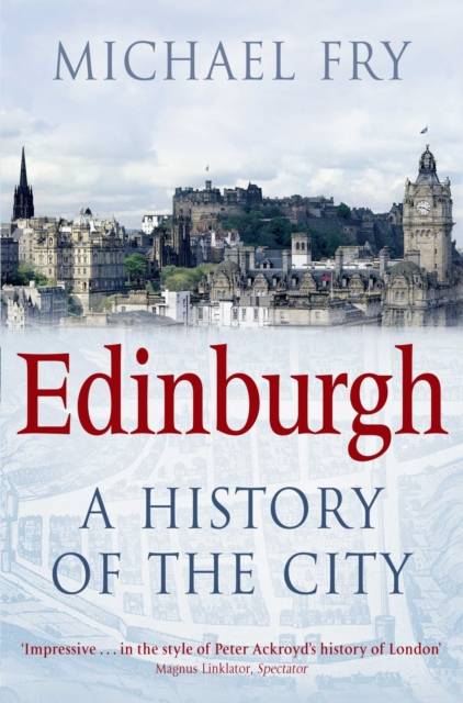 Image for Edinburgh : A History of the City