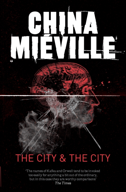 Cover for: The City & The City