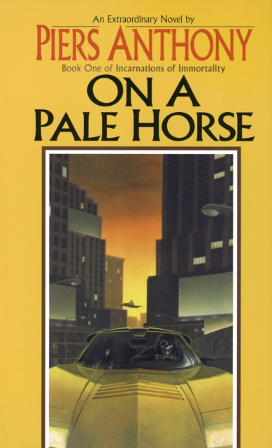 Cover for: On a Pale Horse