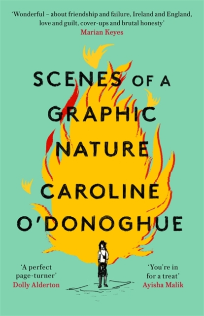 Cover for: Scenes of a Graphic Nature : 'A perfect page-turner ... I loved it' - Dolly Alderton