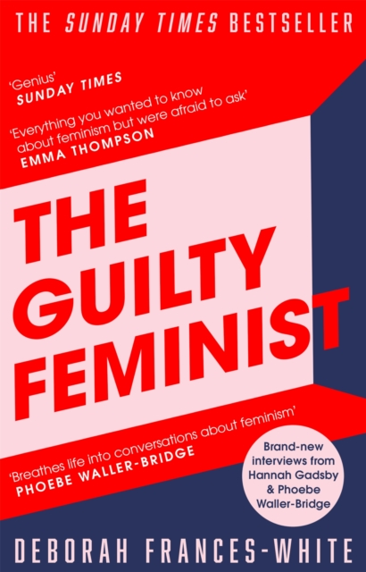 Cover for: The Guilty Feminist