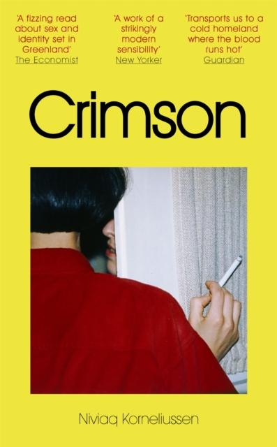 Cover for: Crimson