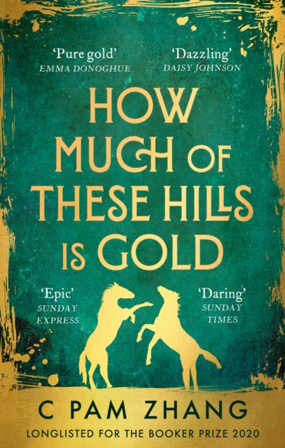Cover for: How Much of These Hills is Gold