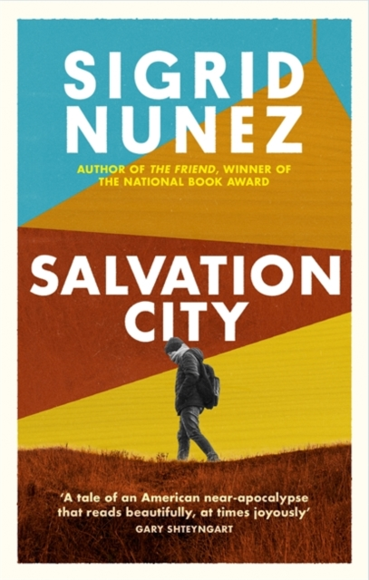 Cover for: Salvation City