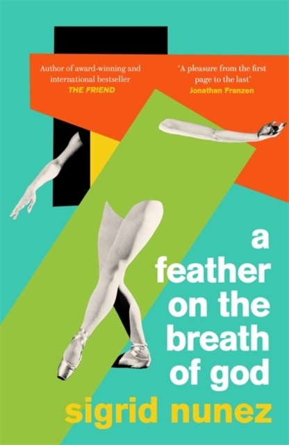 Cover for: A Feather on the Breath of God