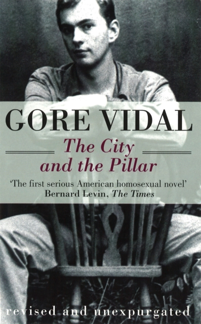 Cover for: The City And The Pillar