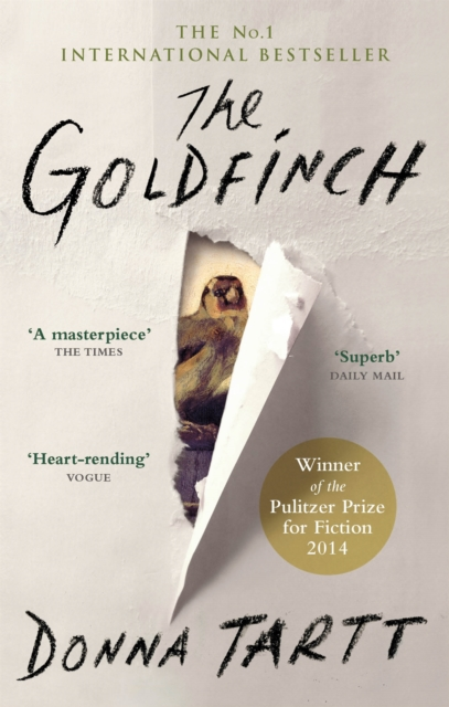 Cover for: The Goldfinch