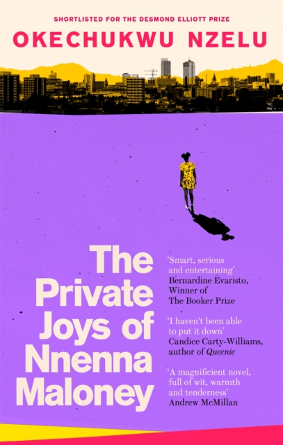 Cover for: The Private Joys of Nnenna Maloney