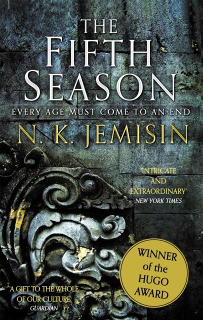 Image for The Fifth Season : The Broken Earth, Book 1, WINNER OF THE HUGO AWARD