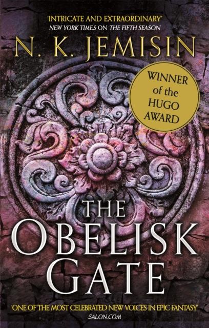 Image for The Obelisk Gate : The Broken Earth, Book 2, WINNER OF THE HUGO AWARD 2017