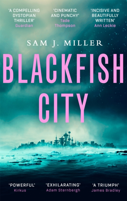 Cover for: Blackfish City