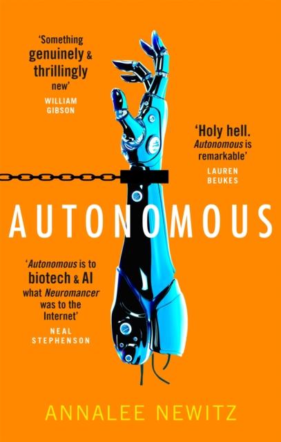 Cover for: Autonomous