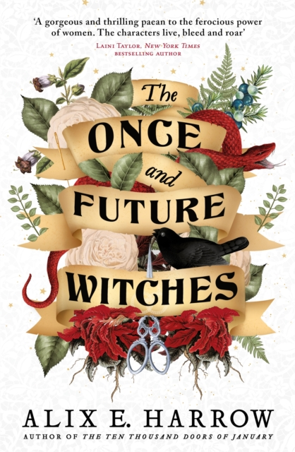 Image for The Once and Future Witches