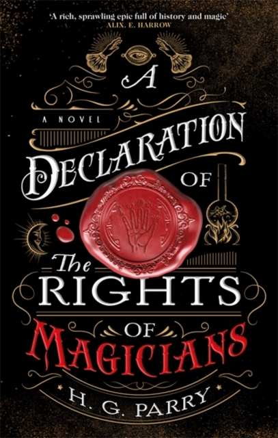 Cover for: A Declaration of the Rights of Magicians