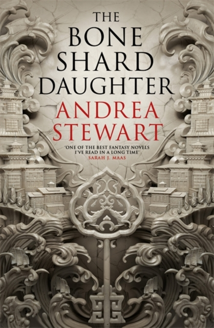 Cover for: The Bone Shard Daughter : The Drowning Empire Book One