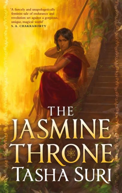 Image for The Jasmine Throne