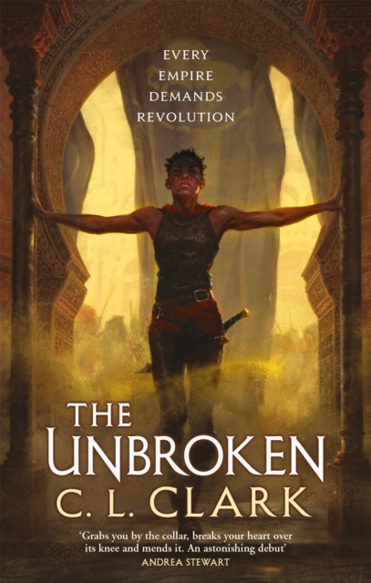 Image for The Unbroken