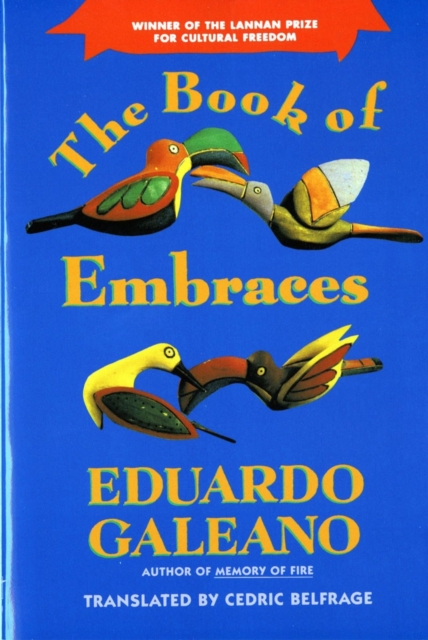 Cover for: The Book of Embraces