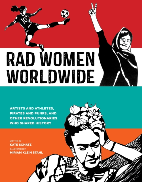 Cover for: Rad Women Worldwide