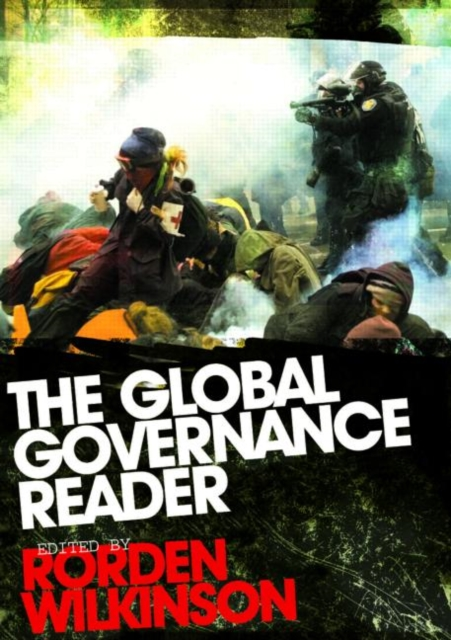 Cover for: The Global Governance Reader