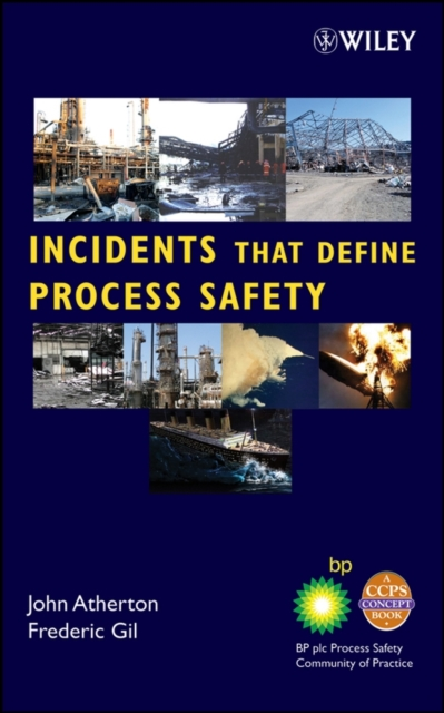 Incidents That Define Process Safety, Center for Chemical Process Safety (CCPS)