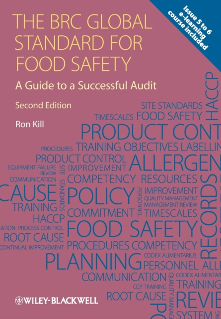 The BRC Global Standard for Food Safety: A Guide to a Successful Audit (Paperba.
